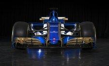 Sauber ukázal fotografie vozu C36