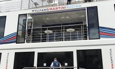 Villeneuve má zákaz vstupu do motorhomu Williamsu!