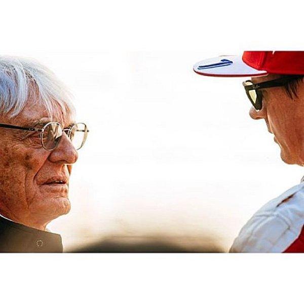 Ferrari může odejít, varuje Ecclestone