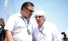 Ecclestone: McLaren si za to může sám
