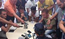 Sainz zůstává pod smlouvou u Red Bullu