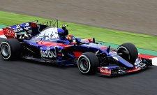 Toro Rosso obětovalo kvalifikaci taktice pro závod
