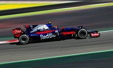 Toro Rosso není tak silné jako loni