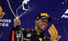 Ricciardův špatný start byl nakonec asi výhrou