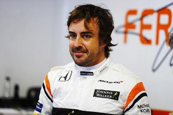 Alonso viní F1, ne McLaren