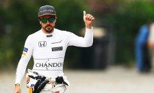 Alonso: Buď změnit nefungující projekt, nebo jít jinam
