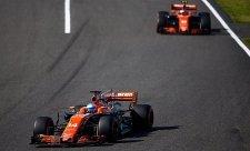 McLaren nakonec bez bodu