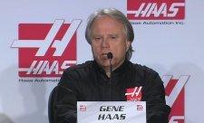 Gene Haas varuje před socialistickým systémem