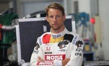 Jenson Button bude závodit za Hondu
