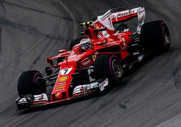 Vettel je rychlý, může vyhrát