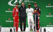 Velká cena Číny pohledem Pirelli