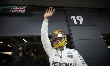 Hamilton vyhrál, Vettel až sedmý!