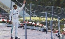 Monza pod taktovkou Hamiltona