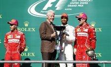 Velká cena USA pohledem Pirelli