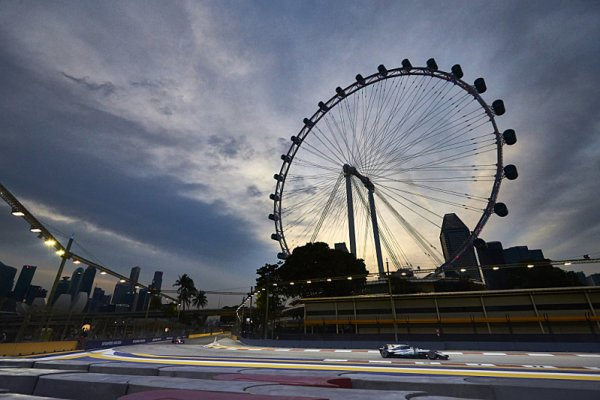 Před VC Singapuru 2018