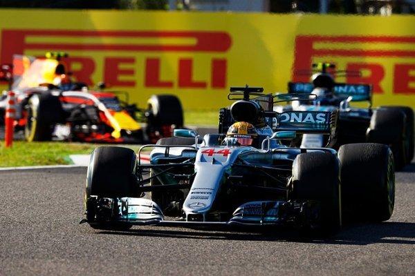 Velká cena Japonska pohledem Pirelli