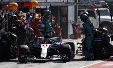 Hamilton bude dnes dobrovolně testovat pro Pirelli