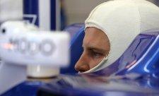 Marcus Ericsson jezdil po většinu sezony s nadváhou