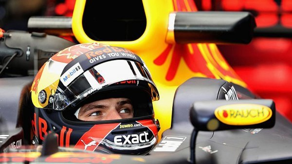 Verstappen: Red Bull je trochu pomalý!