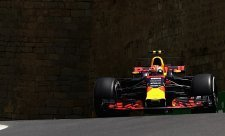 Verstappen zajel nejlepší kolo a havaroval