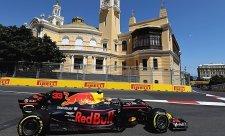 Verstappen znechucený technickými problémy