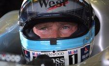 Mika Häkkinen se vrací do McLarenu