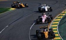 Střed pole se obává síly Renaultu