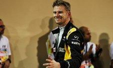 Renault slaví 6. místo v poháru konstruktérů