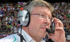 Brawn byl uražen výroky Ferrari
