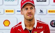 Vettel nedostal šanci vyhrát
