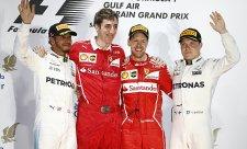 Velká cena Bahrajnu pohledem Pirelli