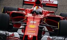 Ferrari viní z Vettelova vypadnutí dodavatele
