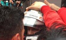 Vettel neviní Ferrari, sám chtěl riskovat
