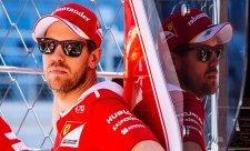 Vettel nemá rád sociální sítě a elektrické vozy