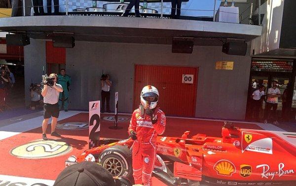 Vettel: Bottas mě stál strašně moc času