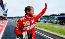 Vettel Hamiltonovi závidí kvalifikační režim motoru