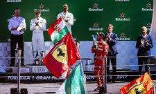 Vettel: Monza je výjimečná trať. Díkybohu!