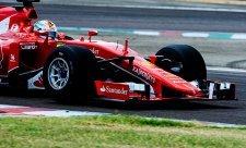 Kdo se na start postaví jako Vettel, bude penalizován