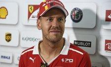 Vettel není lídr, myslí si Ecclestone