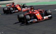 Double Ferrari po třinácti letech