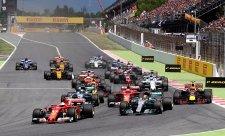 Před VC Španělska F1