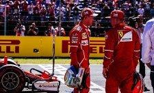 Ferrari opět odpovědělo na trati, těší se Vettel