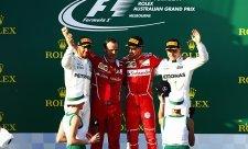 Velká cena Austrálie pohledem Pirelli