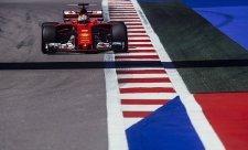 Druhý trénink ovládlo Ferrari