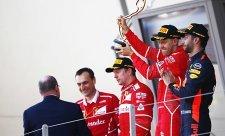 Velká cena Monaka pohledem Pirelli