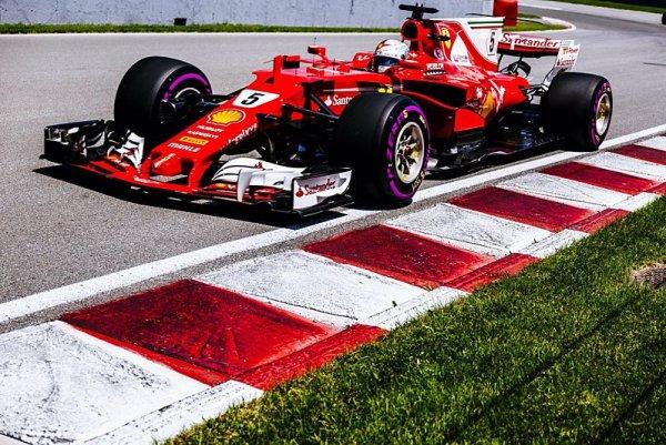 Vettel: Verstappen měl štěstí