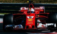 Kubica se vrátil, Ferrari opět nejrychlejší