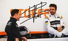 Vandoorne promluvil o životě v McLarenu