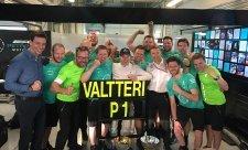 Bottas: První z mnoha vítězství