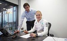 Williams za Bottase zinkasoval 10 milionů liber
